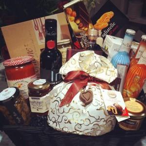 gift basket explosion LV