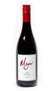 Okanagan Valley Pinot Noir