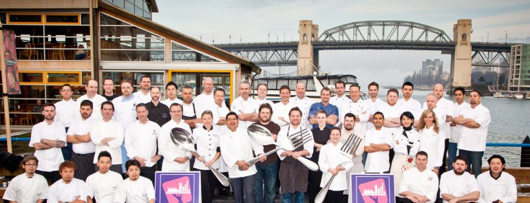 DINE OUT VANCOUVER and the Chef Soup Experiment