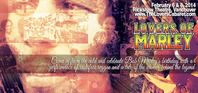 The Lovers Cabaret presents LOVERS OF MARLEY