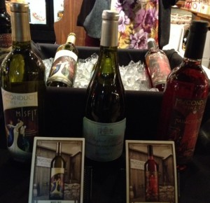 wines of Plated and Paired