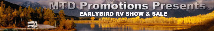 ON THE ROAD AGAIN with the 2014 Earlybird RV Show