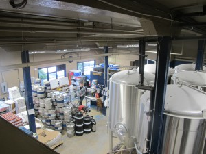 At Cannery Brewing in Penticton