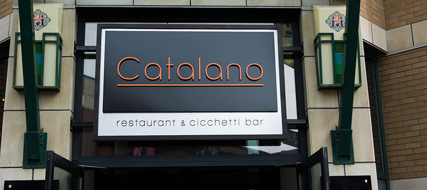 Breakfast or Brunch CATALANO is The Place