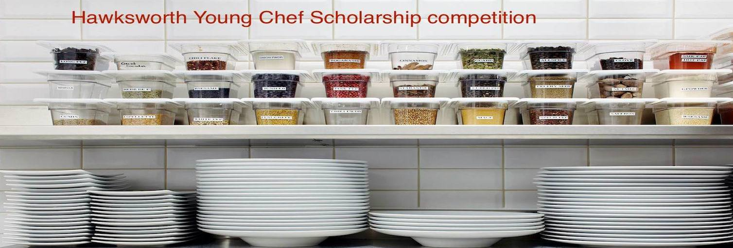 Chef Michael Christiansen from The Pear Tree wins Canada'sHawksworth Young Chef Scholarship for 2014