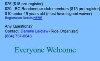 BC Randonneurs Cycling Club