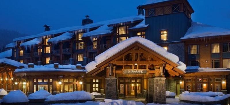 Nita Lake Lodge welcomes Executive Chef James Olberg to open the newAura Restaurant
