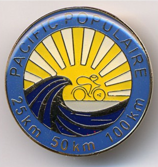 pacific poulaire badge