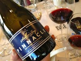 Have You Tried Steller's Jay Pinnacle Sparkling Wine?