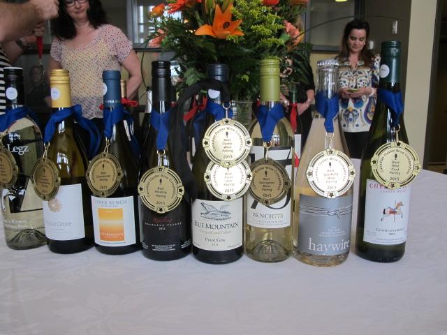 Winners' Circle 2013