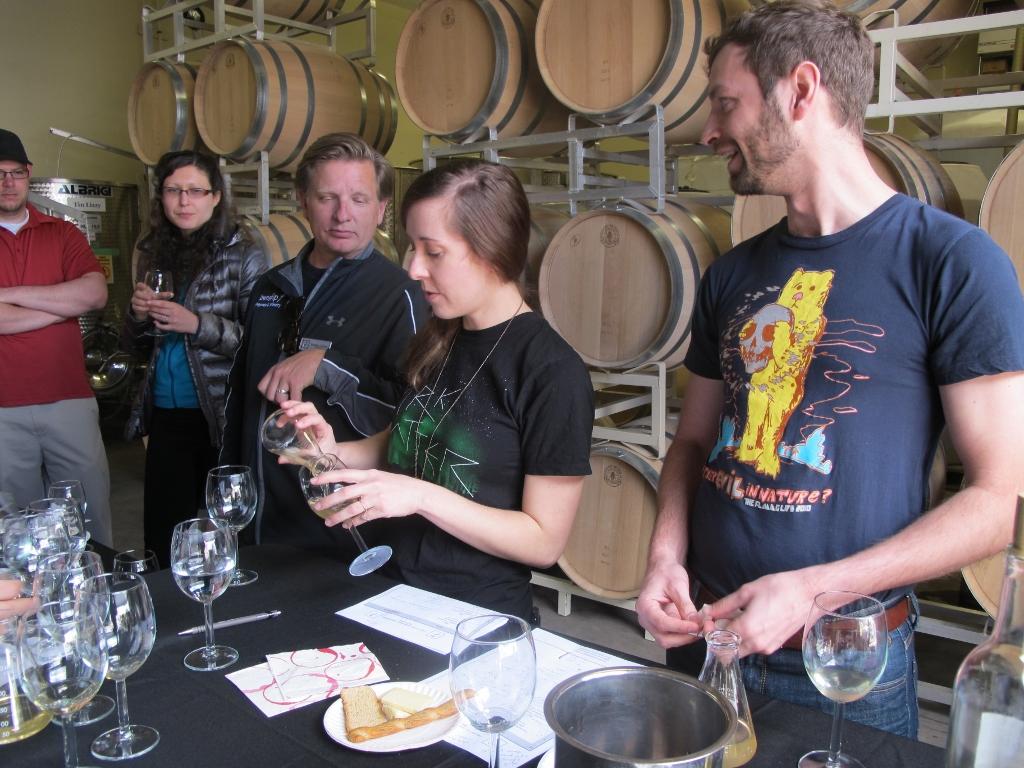 Winemaker Bradley Cooper gives the verdict on the various blends