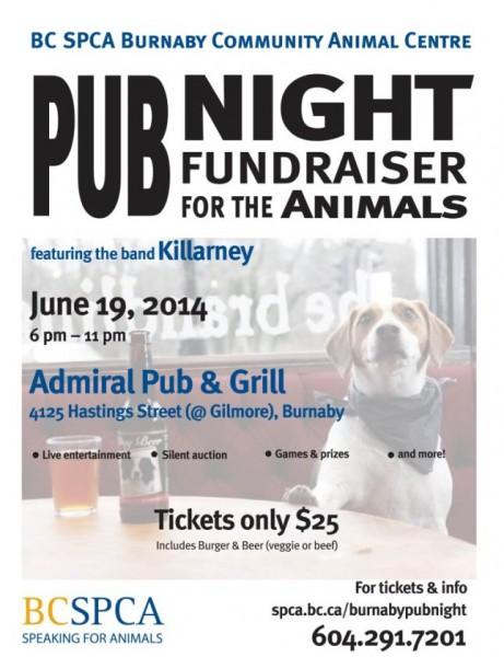 Burnaby Pub NightFINAL