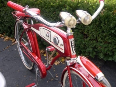 Huffy Cruiser Bicycle via wikipedia