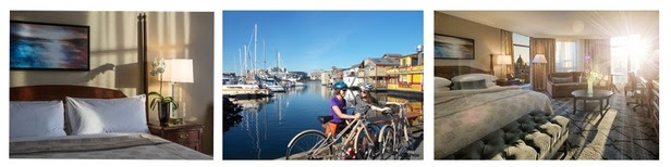Eat, drink and pedal in style through Canada's biking capital