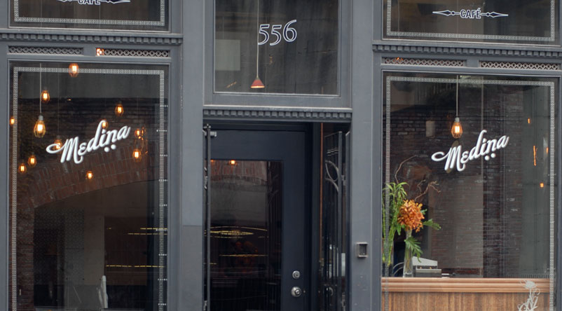 CAFÉ MEDINA SET TO OPEN ITS DOORS IN A NEW LOCATIONAUGUST 12