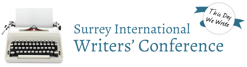 The 22nd Annual Surrey International Writers' Conference is BACK!