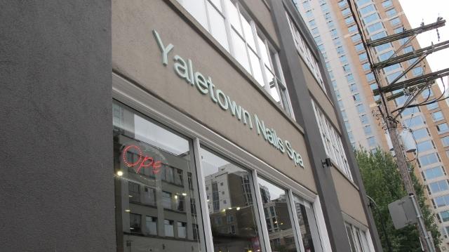 Yaletown Nails Spa