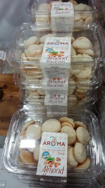 Aroma Bake House Almond Macaroons
