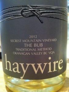 Haywire 2012 The Bub