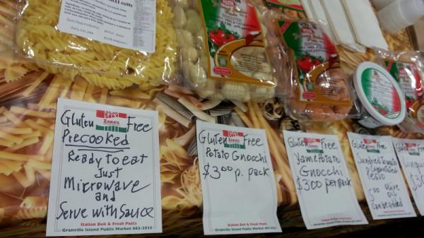 Zara Foods range of gluten free pastas