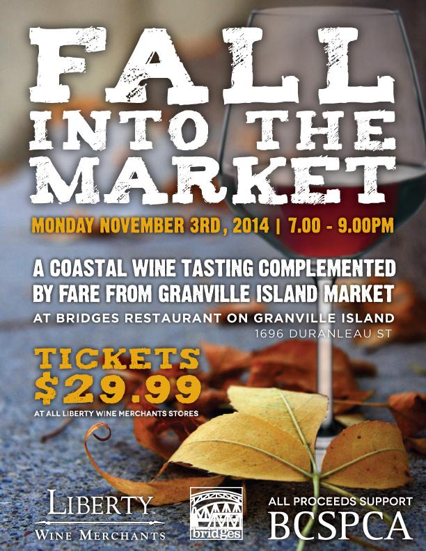 Granville Island Restaurant Auction