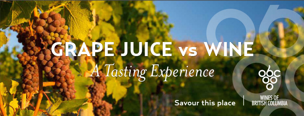 Grape Juice vs. Wine by @Sam_TheWineTeacher