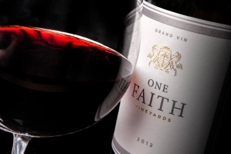 One faith vineyards canada s premier first growth wine my van city