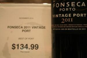 BoP Fonseca 2011 Vintage