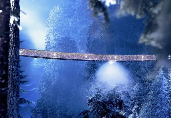 Canyon Lights - Courtesy Tourism Vancouver