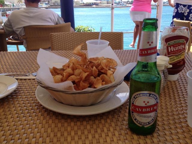 Cayman cuisine - RBuchanan photo