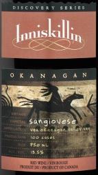 ww Inniskillin 2008 Sangiovese