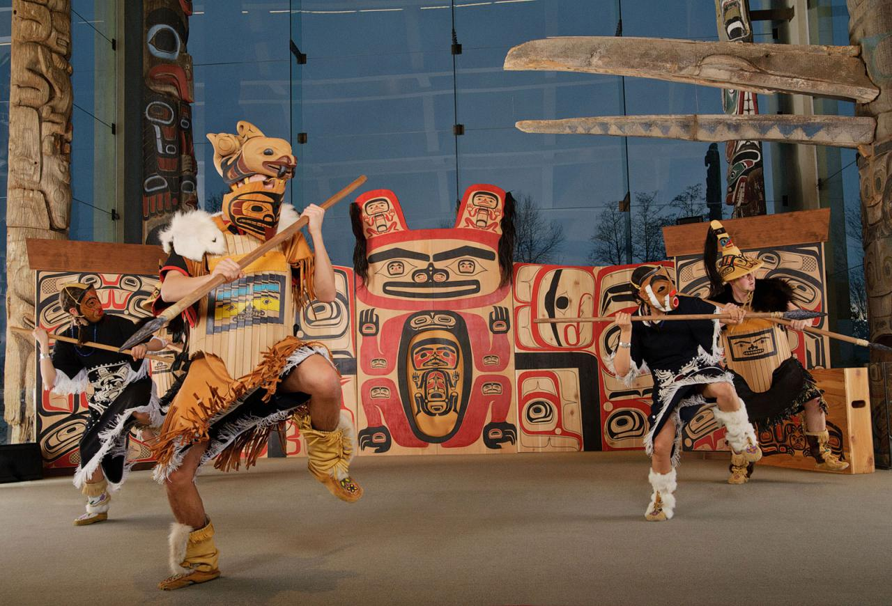 Coastal First Nations Dance Festival Celebrates Indigenous