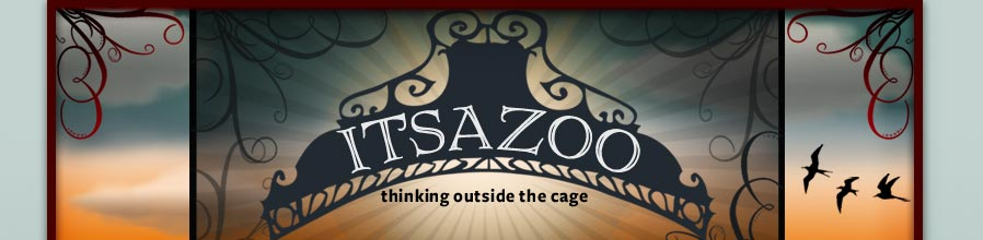 ITSAZOO Returns with Bold & Bloody Takedown of White Collar Culture