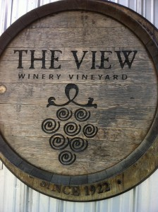 The View Sign