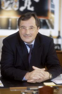 Xavier de Eizaguirre, Chairman of Vinexpo.