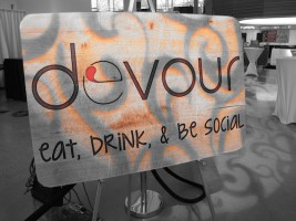 DEVOUR – eat, drink, and be social.