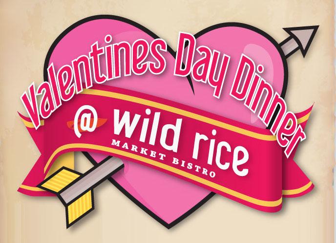wild rice valentine's