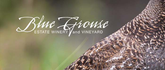 #TBT: Blue Grouse Estate Winery Grand Opening