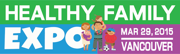 Healthy Family Expo 2015 – Sunday, March 29th