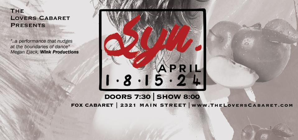 The Lovers Cabaret presents Syn