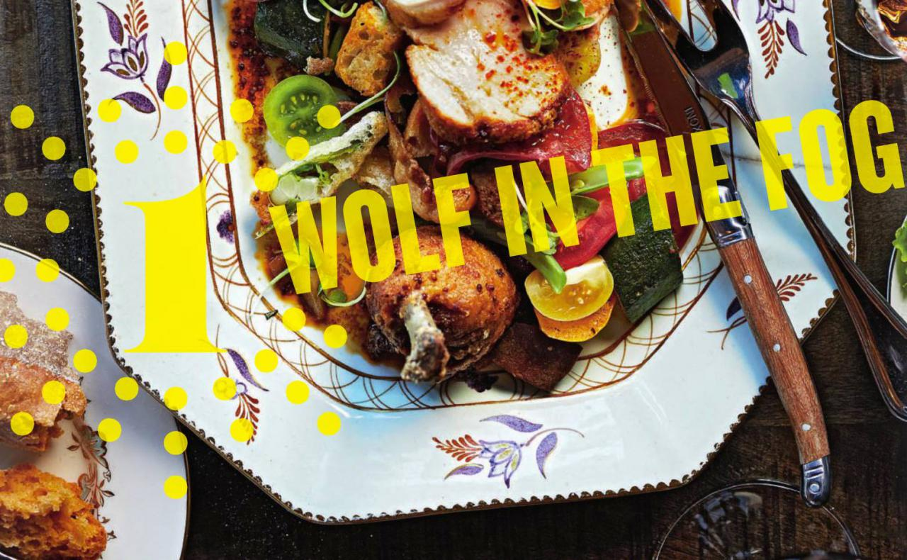 Wolf in the Fog named Best Vancouver Island at the 2015 Vancouver Magazine Restaurant Awards