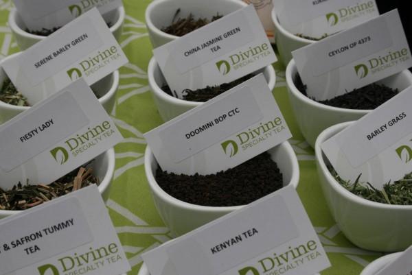 EAT 2015 - Divine Tea