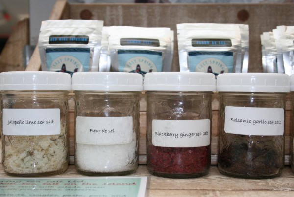 EAT 2015 - Flavoured salts