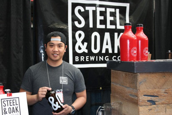 EAT 2015 - Steel and Oak Brew