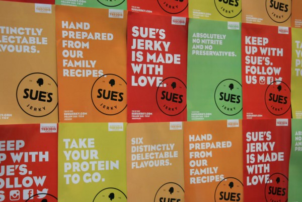 EAT 2015 - Sue;s Jerky