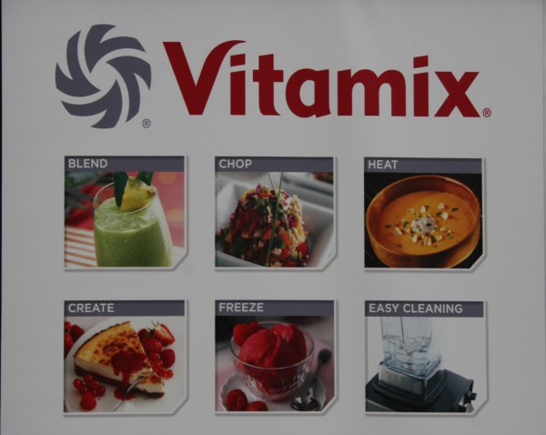 EAT 2015 - Vitamix