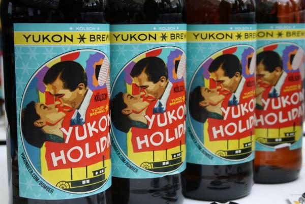 EAT 2015 - Yukon Brewery