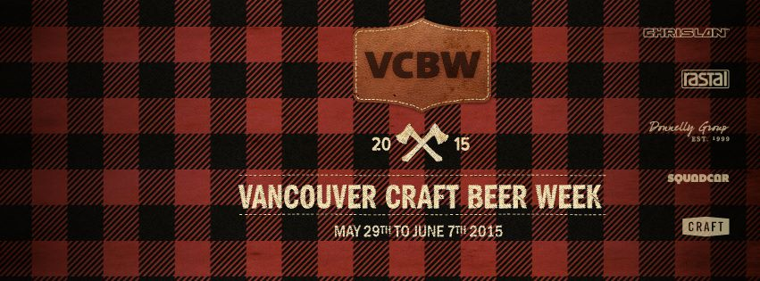 Get ready for Vancouver Craft Beer Week