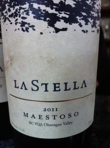 La Stella 2011 Maestoso