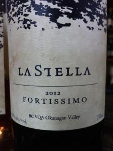 La Stella 2012 Fortissimo 2